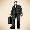 der Geschäftsmann