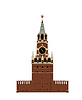 Wieża Kremlin | Stock Vector Graphics