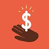 Векторный клипарт: получить деньги