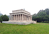 The architectural structure of the classical style | Stock Foto