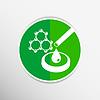 Векторный клипарт: гексагональной абстрактные значки, бизнеса и Communicatio