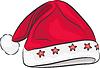 Weihnachtsmann-Hut