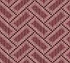 Stil Nahtlose Braun Rot Pink Farbe Strickmuster