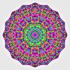 Abstrakcyjna okręgu kolorowe tło. Geometryczny | Stock Vector Graphics