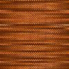 Bezproblemowa dzianiny Melanż Wzór. Pomarańczowy Brązowy Colo   Stock Vector Graphics