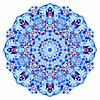 Abstrakcyjna okręgu kolorowe tło. Mozaika okrągłe | Stock Vector Graphics