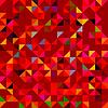 Abstract Red Geometrische Farbe Hintergrund