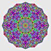 Abstrakcyjna okręgu kolorowe tło. Geometryczne mandala   Stock Vector Graphics