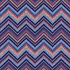 Geometrycznych bez szwu deseń z dzianiny szprychy etnicznych.   Stock Vector Graphics