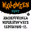 Halloween-Font