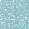 Grün Medical Seamless Pattern | Stock Vektrografik