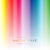Абстрактный фон с цветами радуги и placec | Векторный клипарт