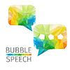 Векторный клипарт: пузырь речи