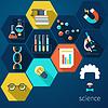 Векторный клипарт: Образование и наука