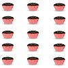 Векторный клипарт: Cupcake набор