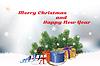 Векторный клипарт: Новый год и Рождество орнамент