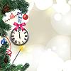 Векторный клипарт: открытки с новым годом
