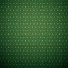 Ciemno zielone tło z żółtym polka dot wzór | Stock Vector Graphics