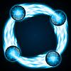 Векторный клипарт: абстрактная сфера