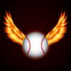 Векторный клипарт: Бейсбольный мяч
