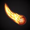 Векторный клипарт: Баскетбольный мяч