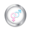 Векторный клипарт: гендерные символы