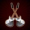 Векторный клипарт: электрическая гитара