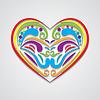 Векторный клипарт: фон на День Св. Валентина