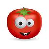 Векторный клипарт: помидор