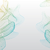 Векторный клипарт: Абстрактный светлый фон