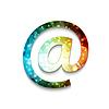 Векторный клипарт: E-mail иконка