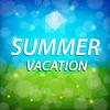 Векторный клипарт: Летние каникулы