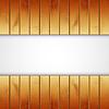 Векторный клипарт: фон с текстурой дерева