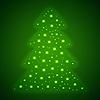 Векторный клипарт: Новогодняя елка