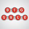 Big Verkauf Tag