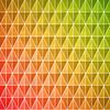 Абстрактный геометрический фон из треугольников | Векторный клипарт