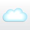 Векторный клипарт: Фон с бумаги облака