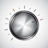 Векторный клипарт: Регулятор громкости