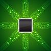 Векторный клипарт: технология векторной фоном