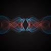Векторный клипарт: светящиеся абстрактного фона