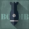 Grunge Militär greenede Symbol Hintergrund Konzept.