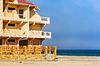 ID 4644267 | Budowa hotelu na wybrzeżu Morza Czarnego. Ukraina | Foto stockowe wysokiej rozdzielczości | KLIPARTO