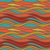 线性无缝条纹纹理 | 向量插图