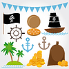 Meeres Pirate s Satz
