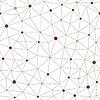 Technologie Linien nahtlose Muster