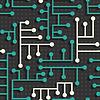elektronischen Schaltungsmuster