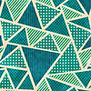 grüne Farbe Stoff nahtlose Muster mit Grunge-