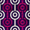 puple Kreis nahtlose Muster