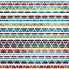 Regenbogen-Streifen nahtlose Textur