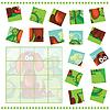 Jigsaw Puzzle-Spiel für Kinder